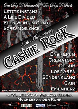 castle rock 2014