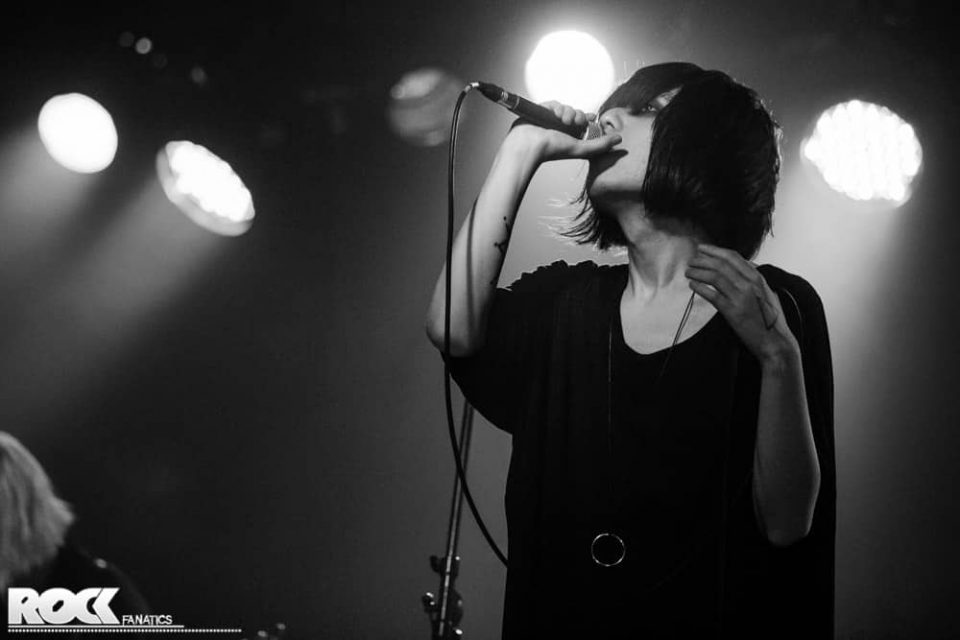 PLASTICZOOMS live im Yard Club Köln. Foto: Steffie Wunderl