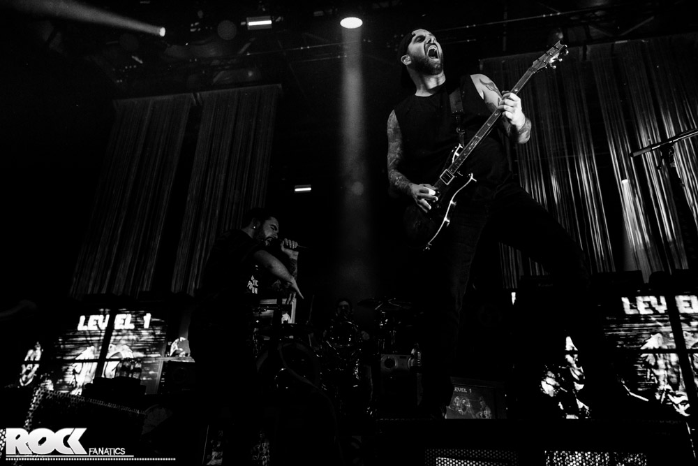 A Day To Remember Foto: Steffie Wunderl