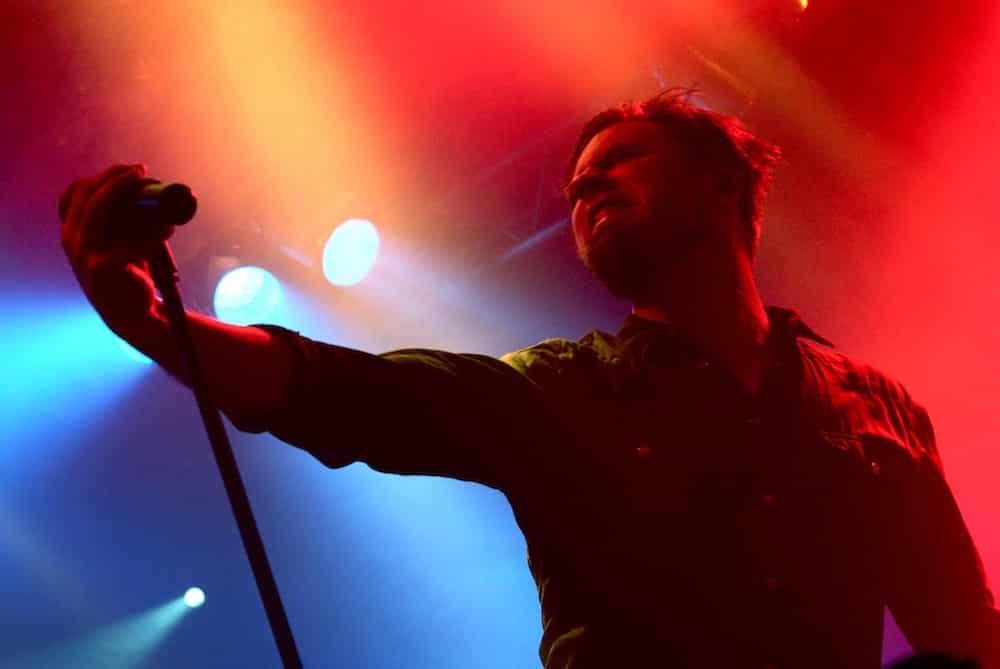 A life Divided - Fotos Matrix Bochum 15.01.2011
