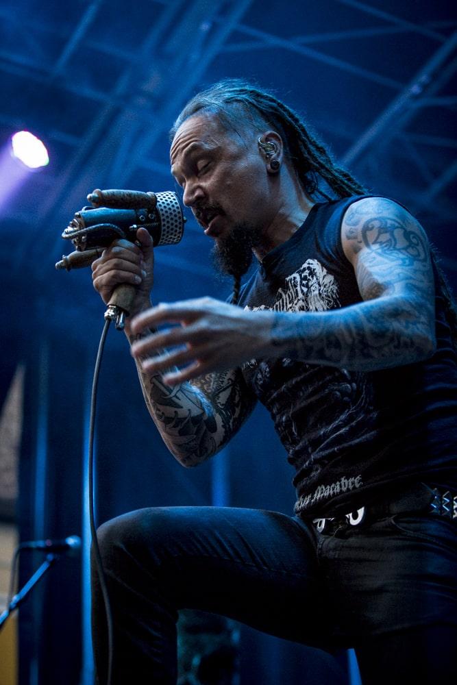 Fotos: Amorphis - CastleRock Festival 2013