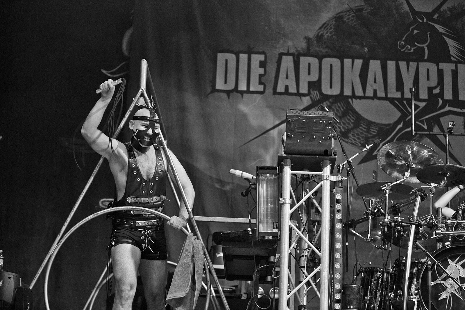 Fotos der Eisheiligen Nacht 2012 aus Bochum
