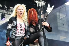 Arch Enemy - Devilside Festival 2012