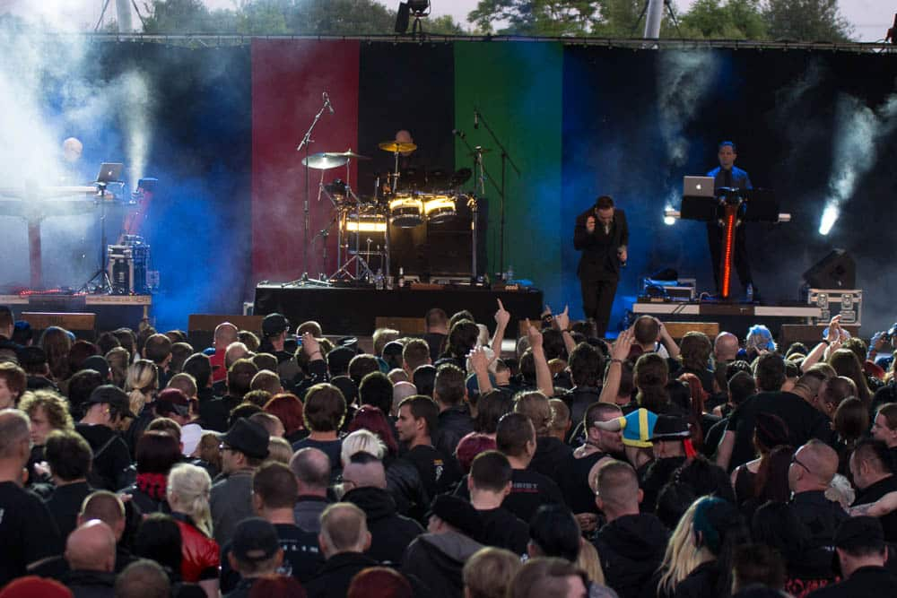 Blackfield Festival - And One