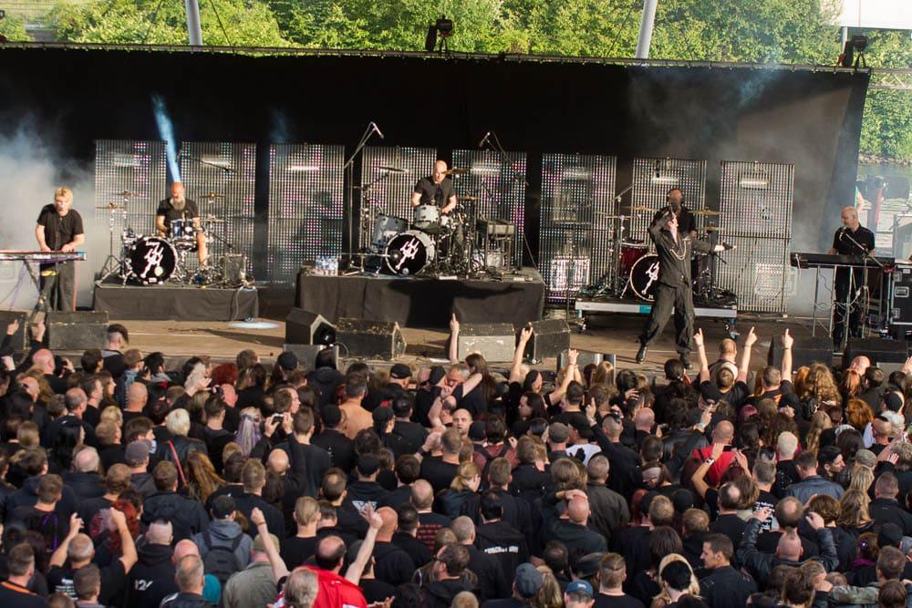 Blackfield Festival - Project Pitchfork