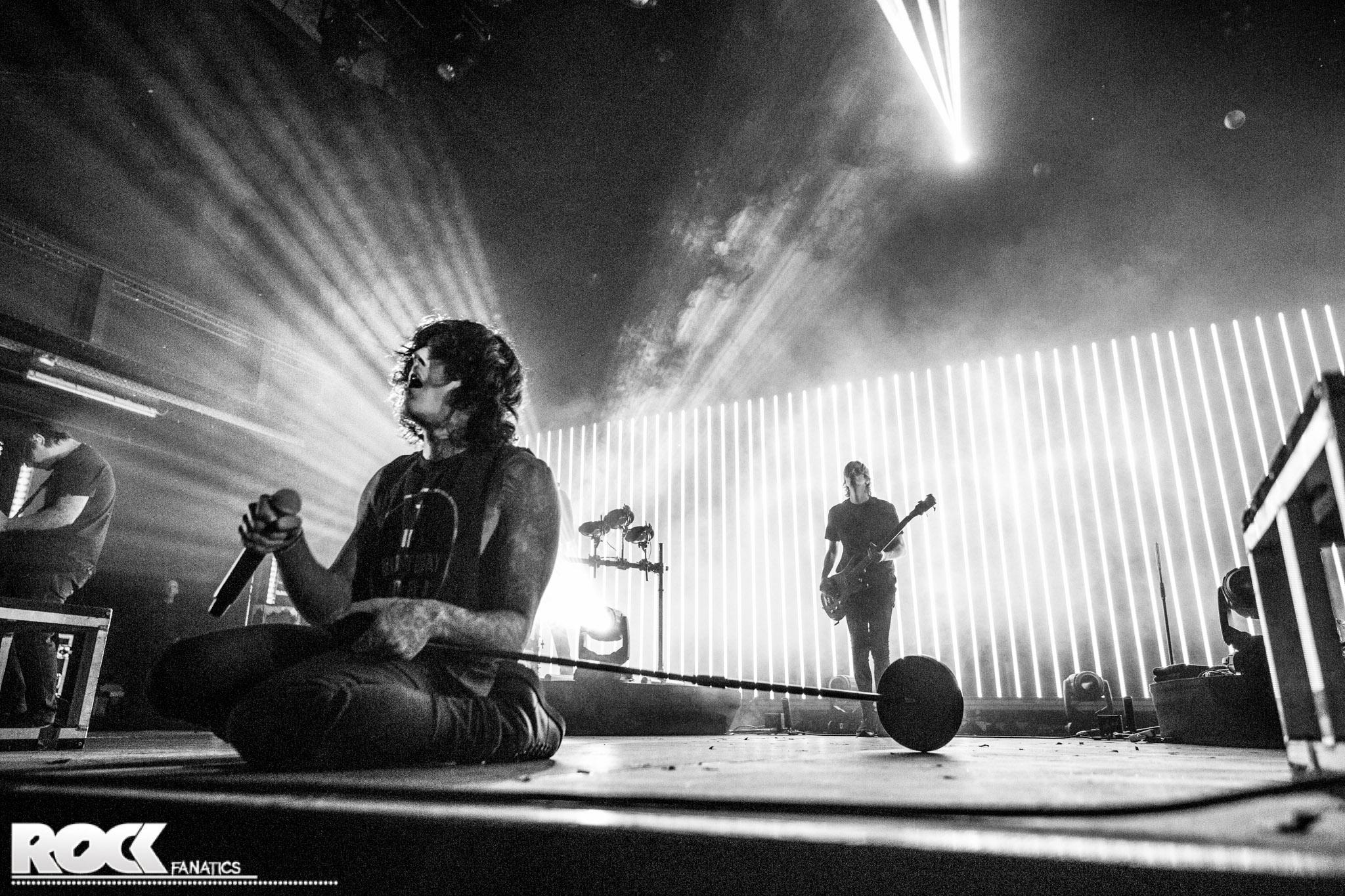 Bring Me The Horizon Foto: Steffie Wunderl