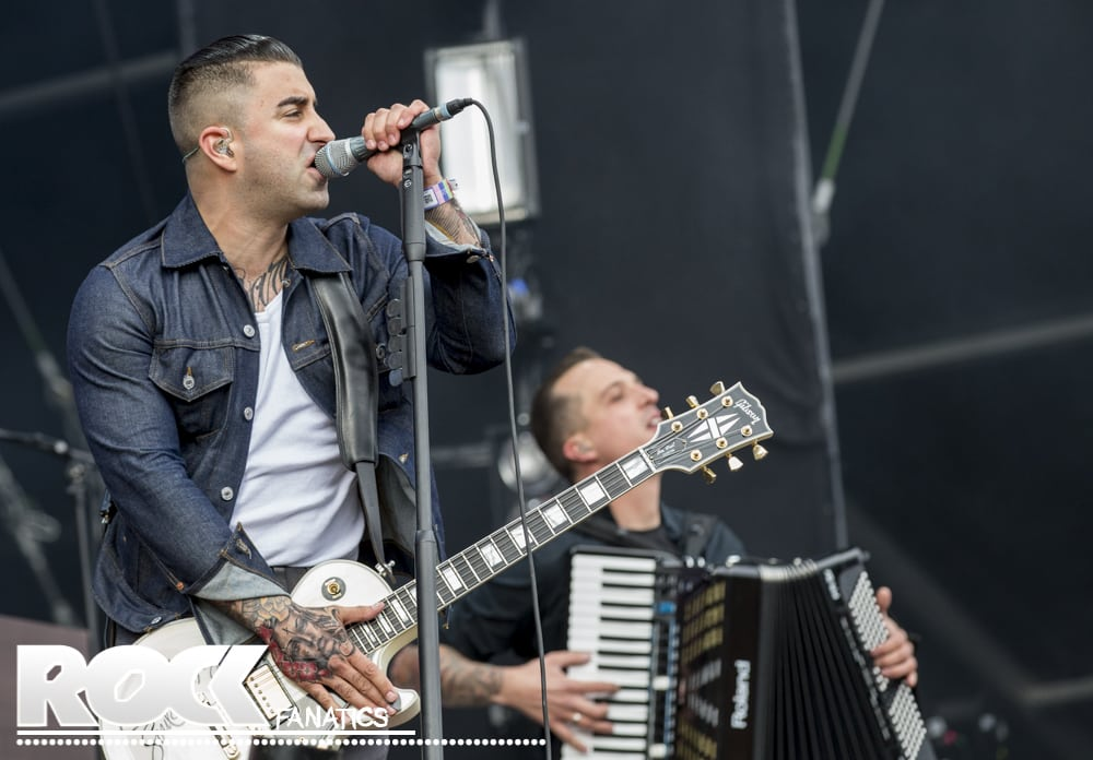 Fotos: Broilers - Hurricane Festival 2014