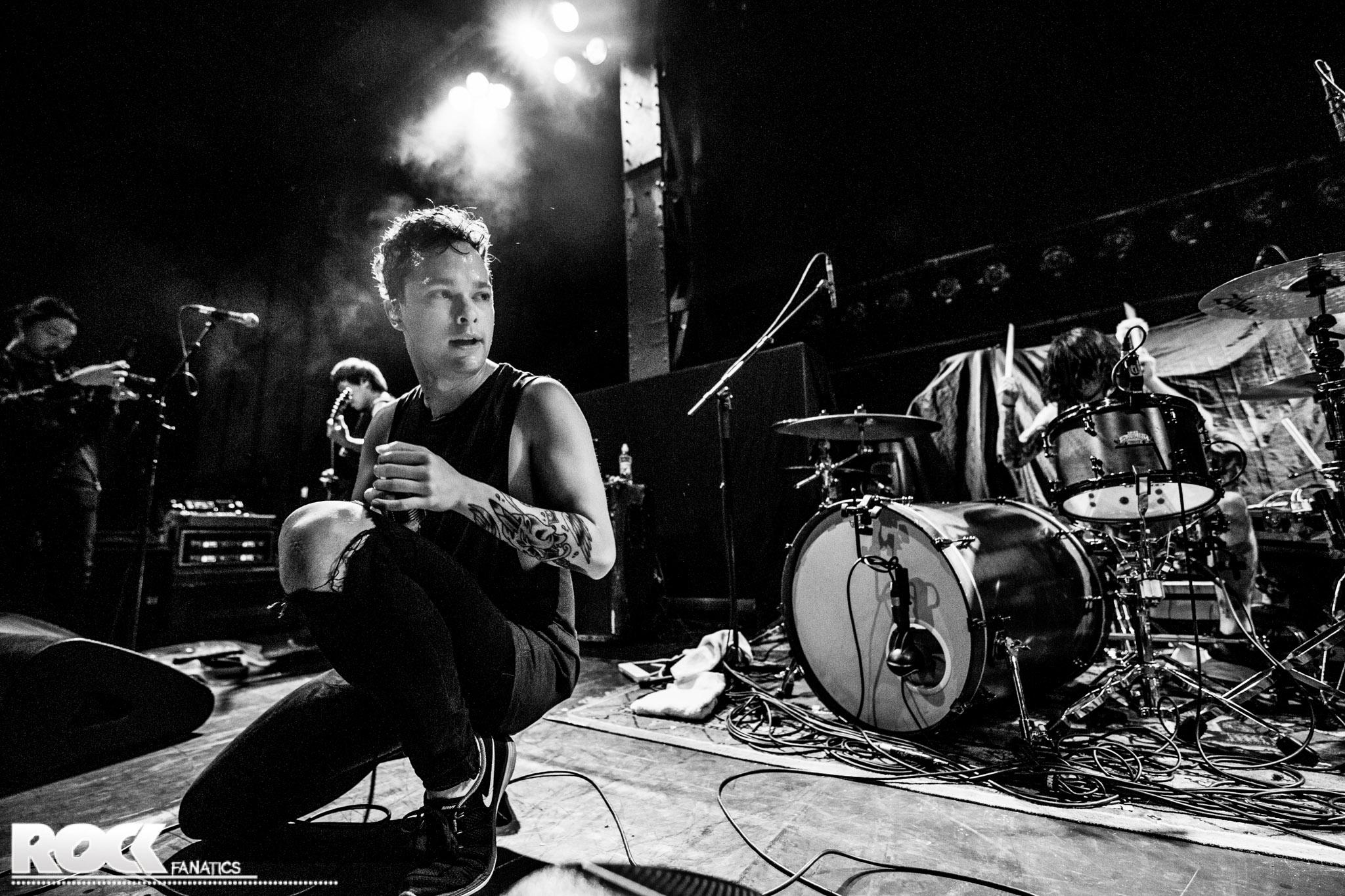 coldrain Foto: Steffie Wunderl