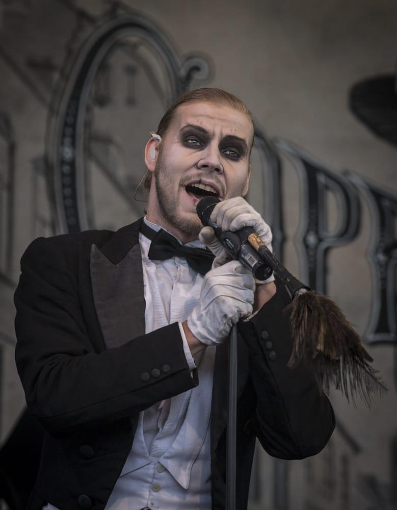 Fotos: Coppelius - Blackfield Festival 2013
