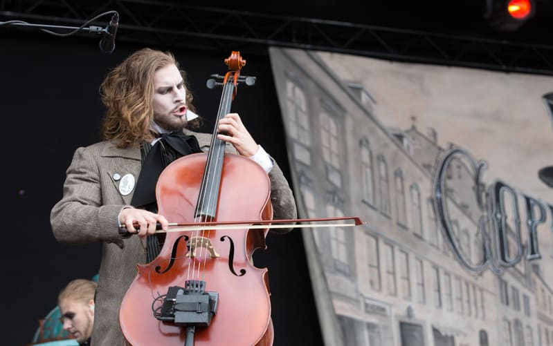 Fotos: Coppelius - Mera Luna Festival 2013 - Hildesheim
