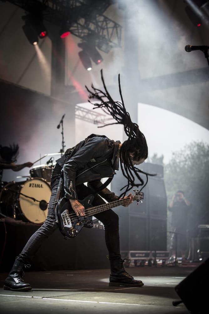 Fotos: Deathstars - Blackfield Festival 2013