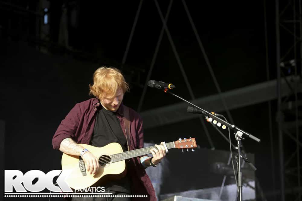 Fotos: Ed Sheeran - Hurricane Festival 2014