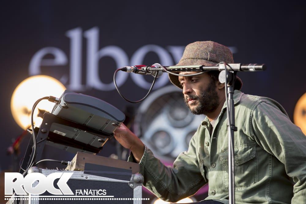Fotos: Elbow - Hurricane Festival 2014