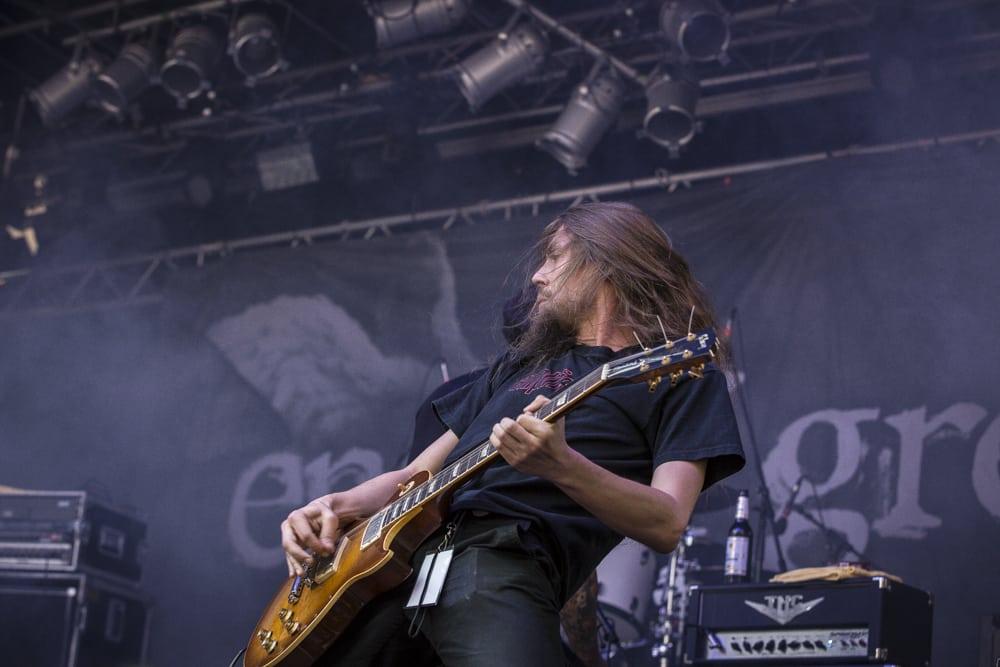 Fotos: End of green - Castle Rock Festival 2013