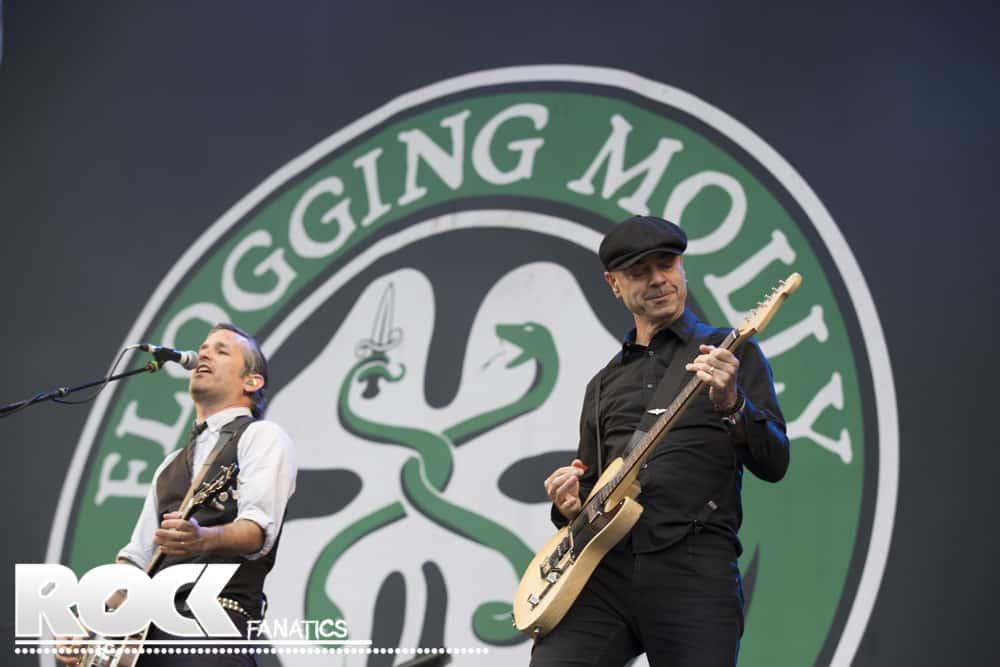 Fotos: Flogging Molly - Hurricane Festival 2014