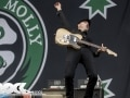 Fotos: Flogging Molly - Hurricane Festival 2014