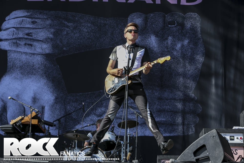 Fotos: Franz Ferdinand - Hurricane Festival 2014
