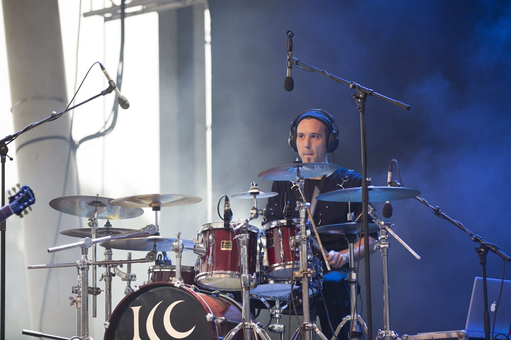 Fotos: In Strict Confidence - Blackfield Festival 2013