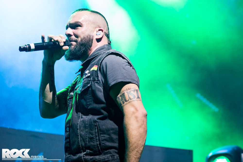 Killswitch Engage Foto: Steffie Wunderl