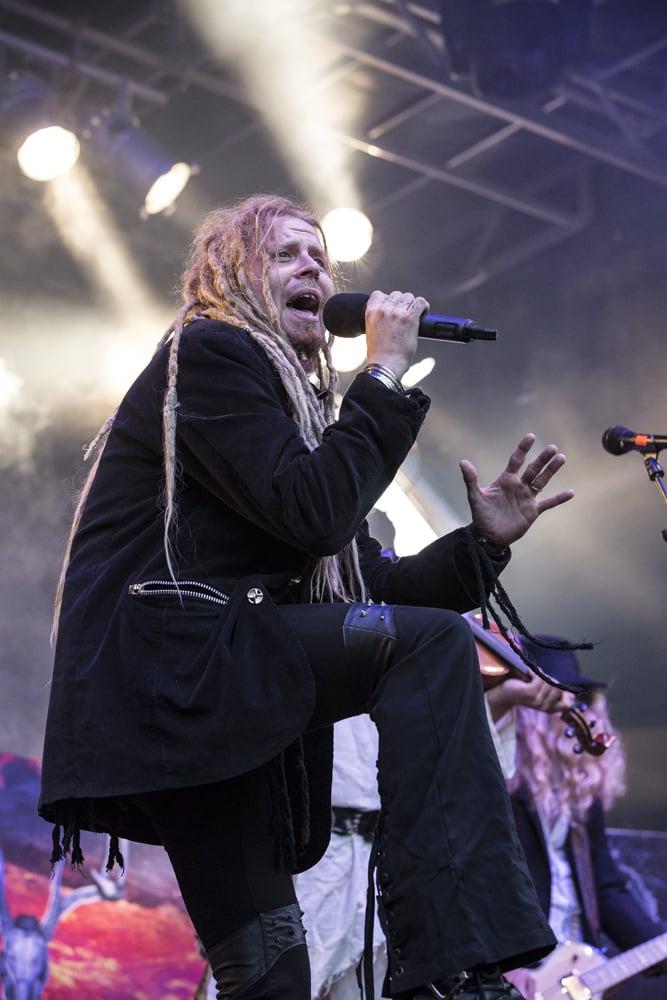 Fotos: Korpiklaani - Castle Rock Festival 2013