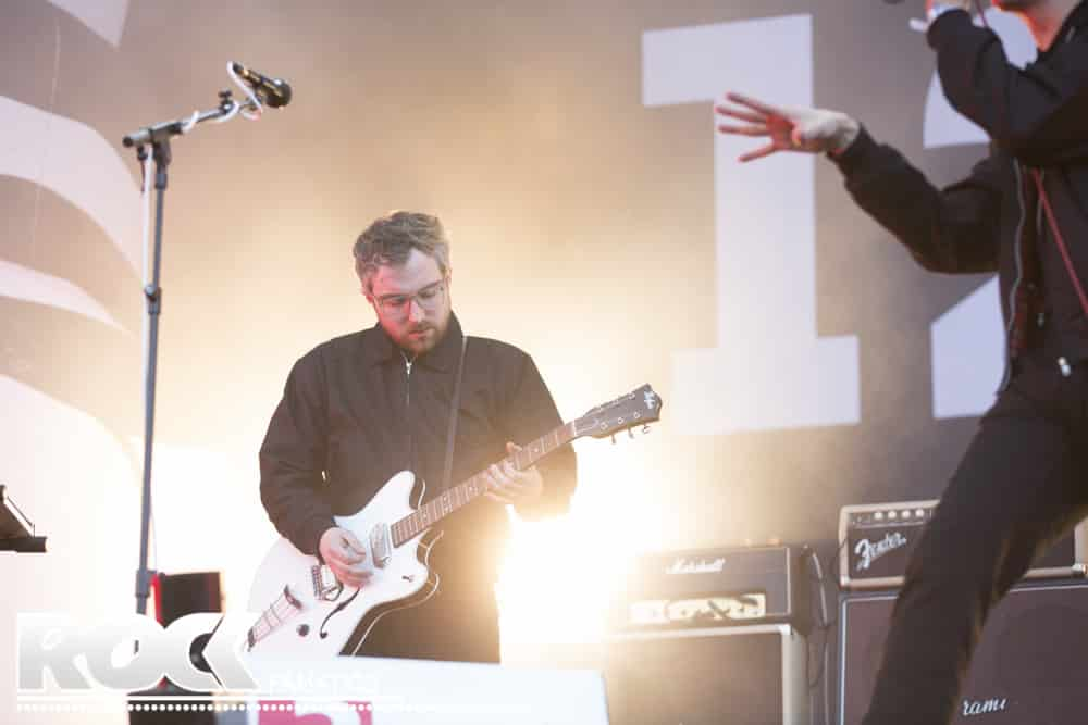 Fotos: Kraftclub - Hurricane Festival 2014