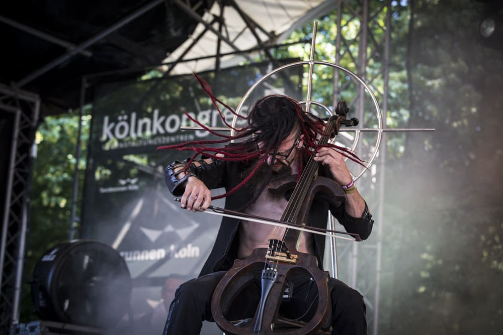 Fotos: Lezte Instanz - Amphi Festival 2013