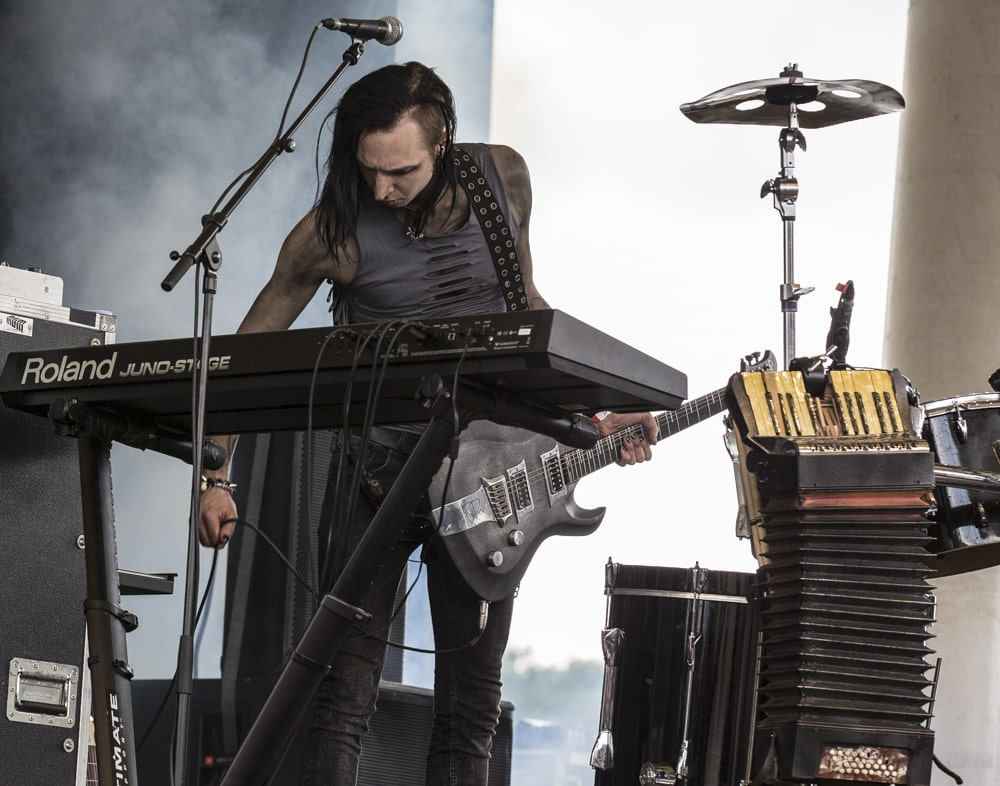 Fotos: Lord of the Lost - Blackfield Festival 2013