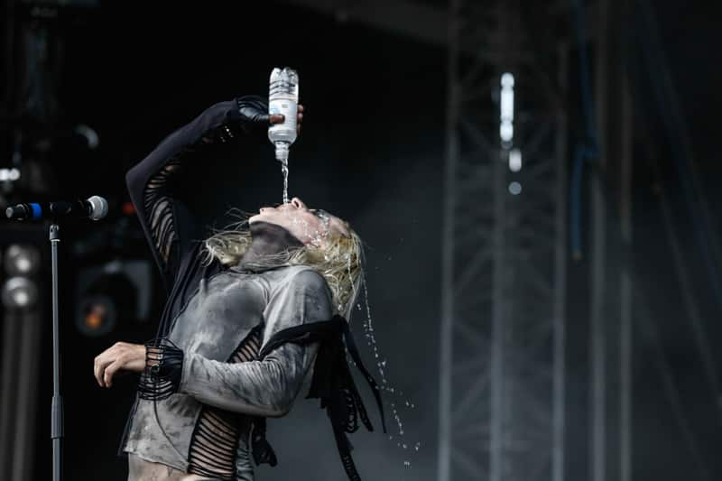 Fotos: Lord of the Lost - Mera Luna Festival 2013 - Hildesheim