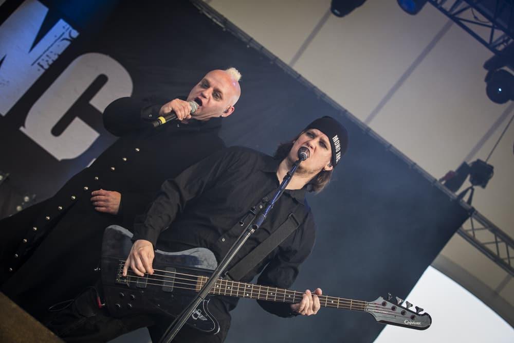 Fotos: Mono Inc. - Blackfield Festival 2013