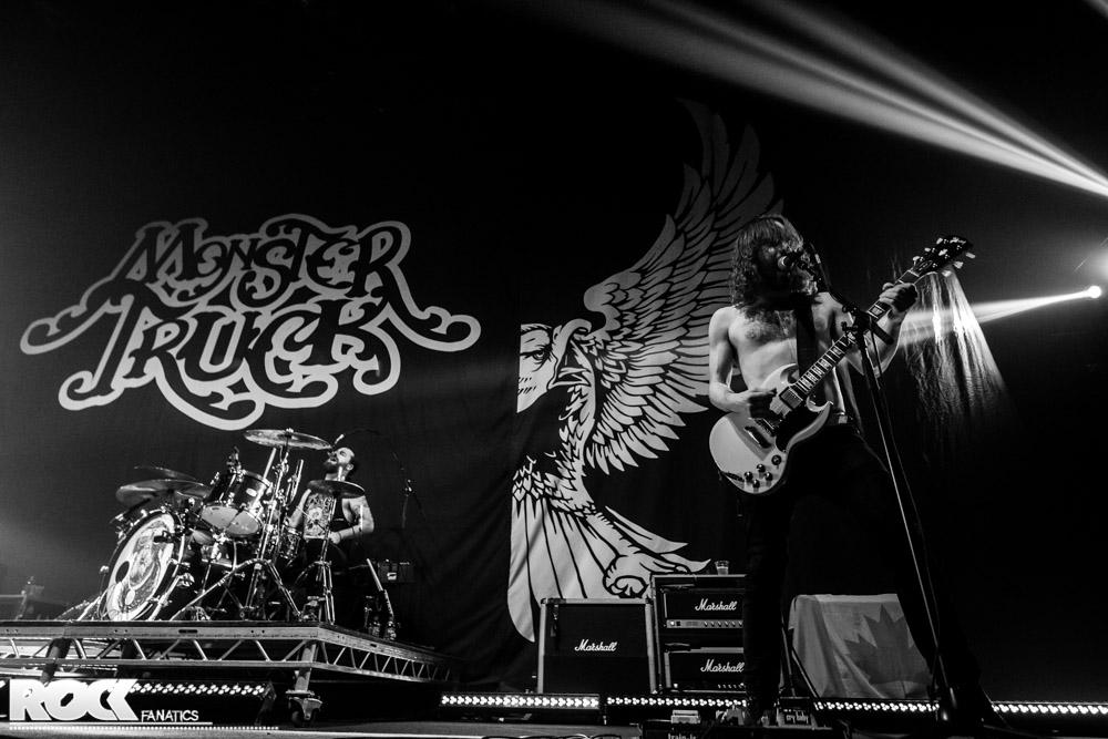 Monstertruck Foto: Steffie Wunderl