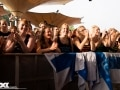 Die finnische Rockband My First Band live als Support von Sunrise Avenue im Tanzbrunnen Köln.