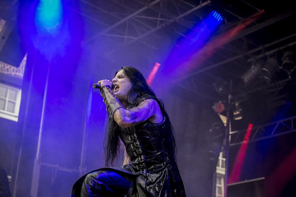 Fotos: Nachblut - CastleRock Festival 2013
