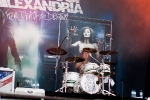 Nova Rock 2013 - Asking Alexandria