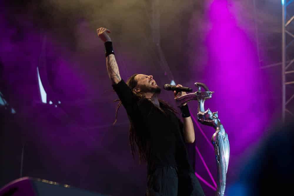 Nova Rock 2013 - Korn
