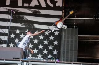 Nova Rock 2013 - Anti Flag