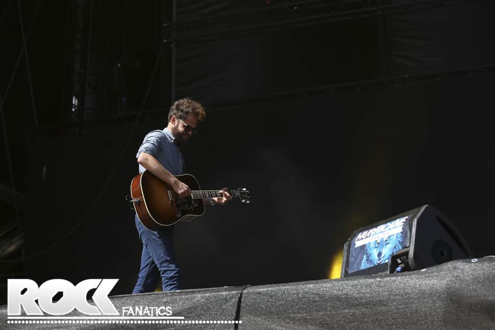 Fotos: Passenger - Hurricane Festival 2014