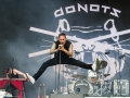Donots at Rock am Ring 2017 // Foto: Kirsten Otto