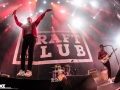 Kraftklub bei Rock am Ring 2017 // Foto: Kirsten Otto