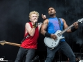 Sum 41 at Rock Am Ring 2017 // Foto: Kirsten Otto