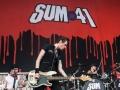 Sum 41 at Rock Am Ring 2017 // Foto: Kirsten Otto