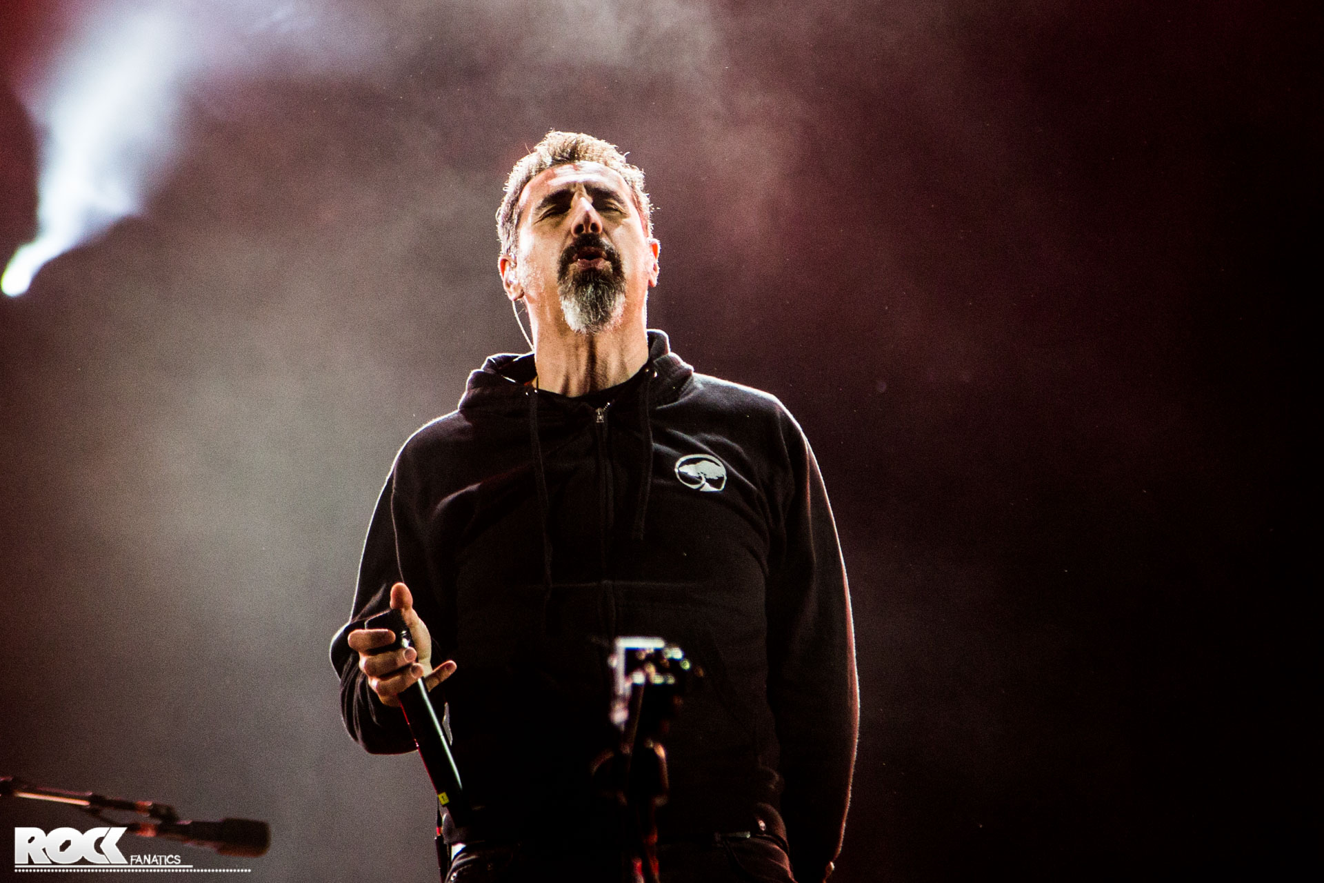System of a Down at Rock Am Ring 2017 // Foto: Kirsten Otto