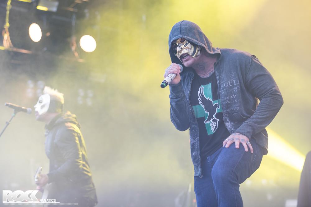 Hollywood Undead Foto: Steffie Wunderl