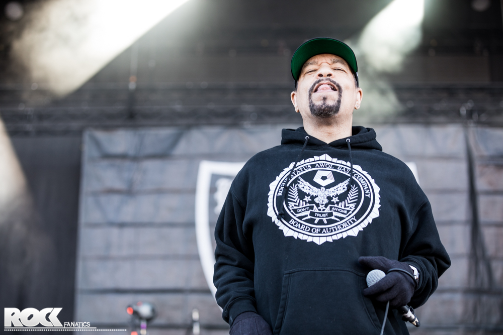 Body Count feat. Ice-T Foto: Steffie Wunderl