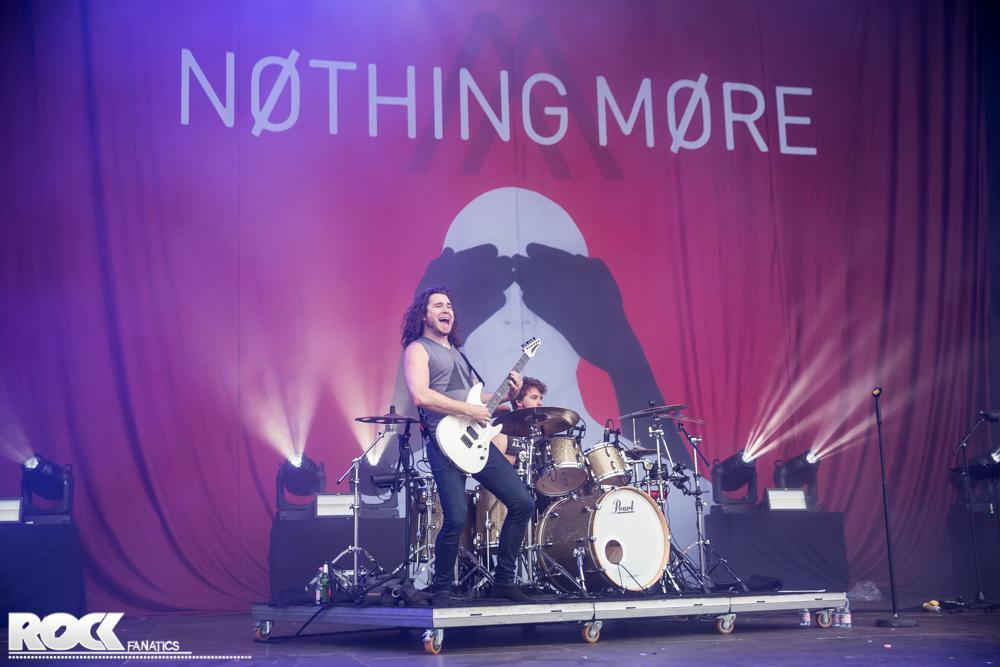 Nothing More Foto: Steffie Wunderl