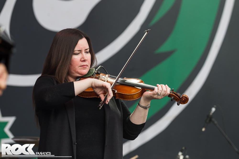 Konzert - Flogging Molly bei Rock n Heim 2015