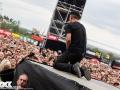 Konzert - K.I.Z. bei Rock n Heim 2015