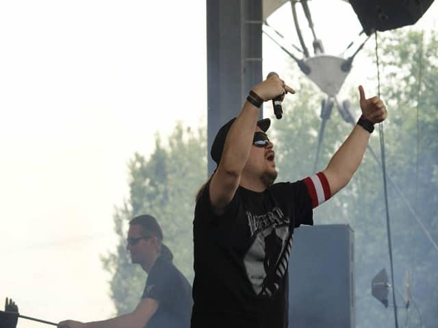 SITD - Fotos Blackfield Festival 2010