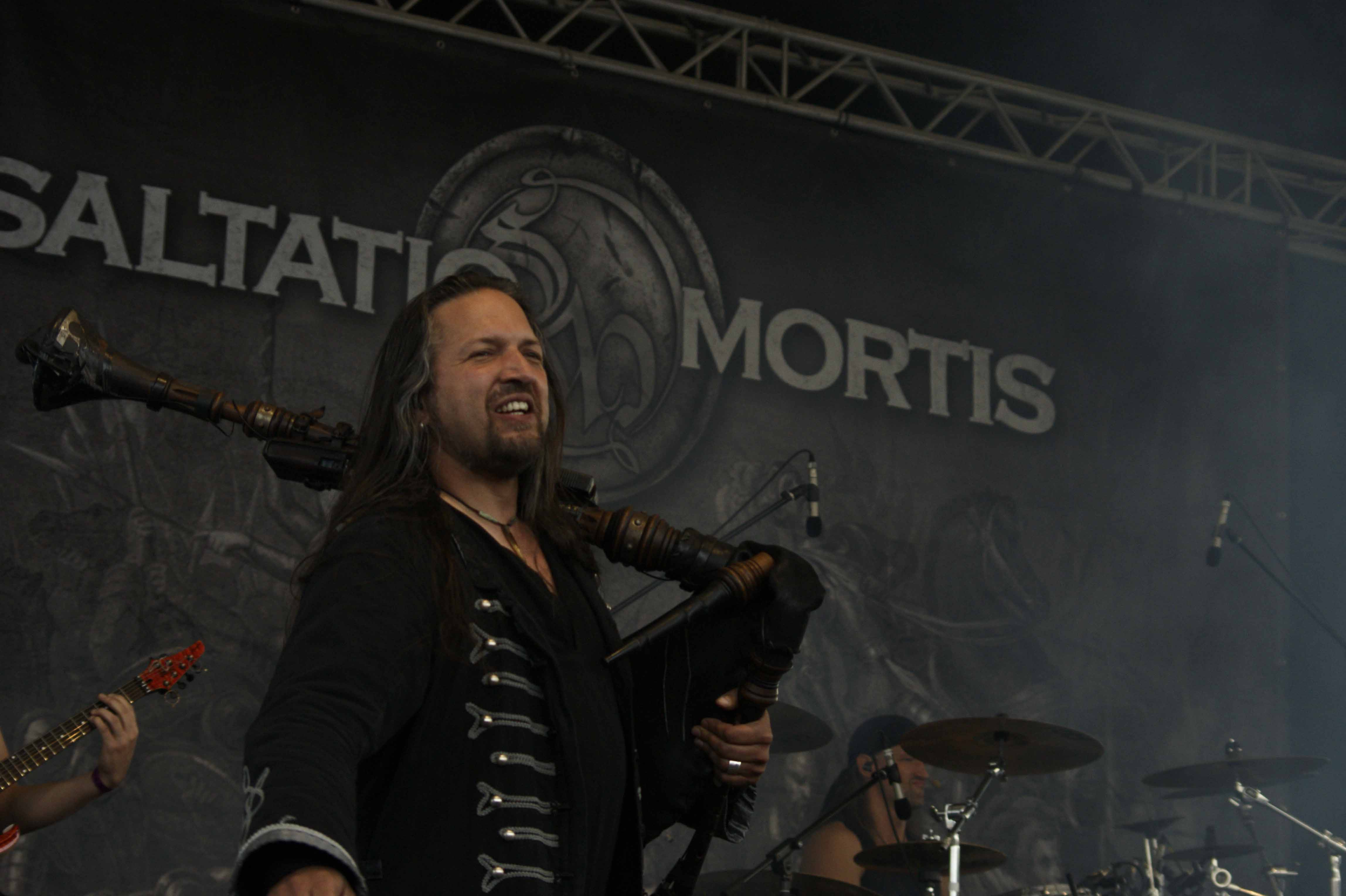 Saltatio Mortis - Blackfield Festival 2010