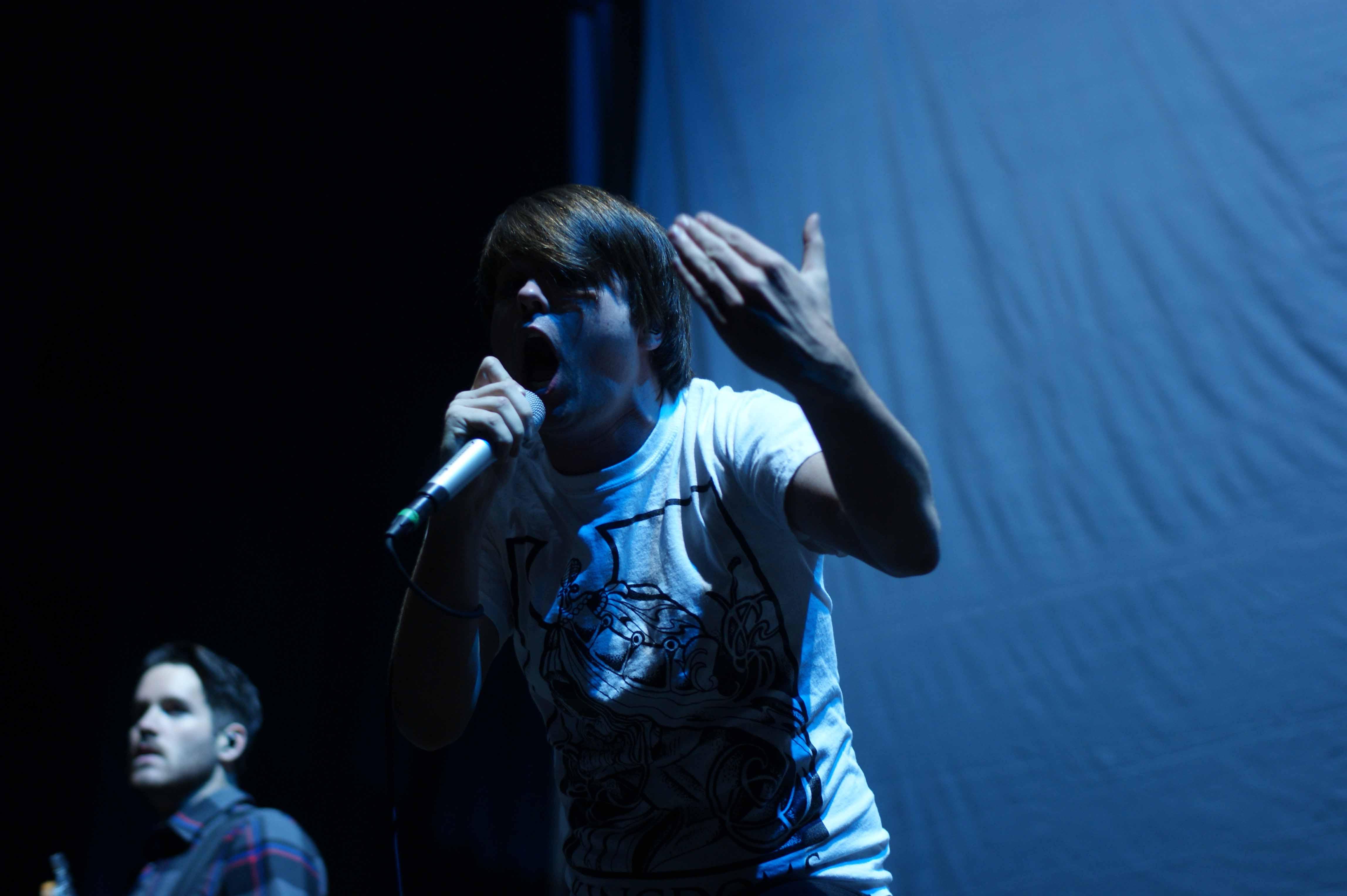 Silverstein in der Westfalenhalle Dortmund am 22.11.2009