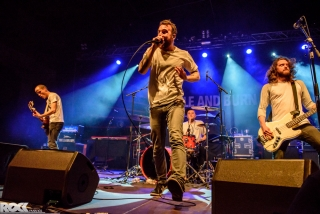 Smile and Burn - 29.01.2016 - Ringlokschuppen, Bielefeld
